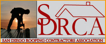 San Diego Roofing Contractors Association PO Box 1328. Solana Beach, CA  92075. P: (888) 825 0621. F: (888) 825 0621 Www.sdrca.com